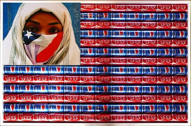 "<p><span class=""viewer-caption-artist"">Hassan Hajjaj</span></p> <p><span class=""viewer-caption-title""><i>Susa</i></span>, <span class=""viewer-caption-year"">2011</span></p> <p><span class=""viewer-caption-media"">Mixed Media</span></p> <p><span class=""viewer-caption-dimensions"">106 x 72 cm (41 3/4 x 28 3/8 in.)</span></p> <p><span class=""viewer-caption-description"">Edition Size: 5